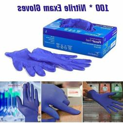 Wholesale Disposable Nitrile Exam Gloves Powder Free Strong