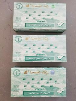 1 BOX Medical grade Nitrile gloves 100 pieces POWDER -FREE N