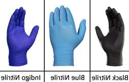 10 20 40 pairs nitrile gloves latex