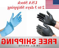 Protect Gloves Nitrile Non Latex/vinyl Powder Free, Food Wor