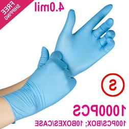 1000/Case Disposable Powder-Free Nitrile Medical Exam  Glove