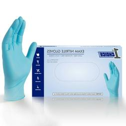 1000 cs disposable gloves medical nitrile powder
