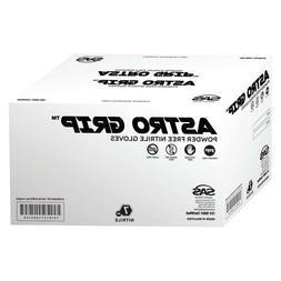 SAS Astro Grip Orange Nitrile Gloves - 10 Boxes of 100 - FU