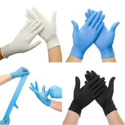 100pcs Disposable Gloves Latex Home Kitchen Cleaning Gloves