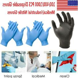 100 200pcs cooking cleaning nitrile gloves washing