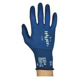 ANSELL 11-818 Palm Coated Nitrile Gloves, Fortix, Hyflex, Bl
