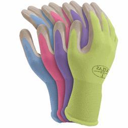 12 PAIRS 370NT Atlas Showa Garden Landscaping Work gloves CH