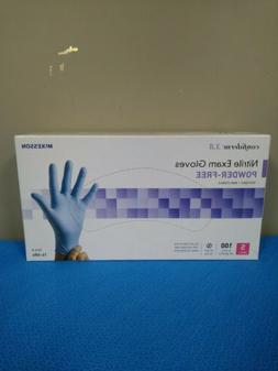 McKesson #14-684 Nitrile Exam Gloves, Powder-Free, Small, Bo