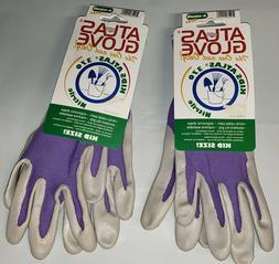 Glove Garden Nitrile Kids XS Atlas 370PLXS-05.RT, Machine W