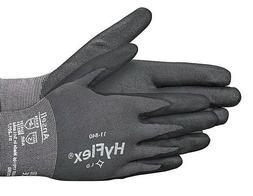 2 pair Ansell HyFlex 11-840 Foam Nitrile Gloves Size 9 LG