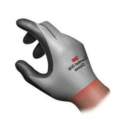 2 x 3M Comfort Grip Gloves Nitrile Foam Coat General Use Saf