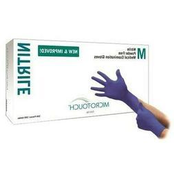 200 Ansell Nitrile Exam Gloves