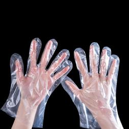 200Pc NITRILE Gloves Powder Free Premium Purple High Quality