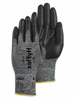 3, 6, 12, 24 Pair Ansell HyFlex 11-801 Foam Nitrile Coating