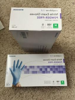 FREE SHIPPING McKesson Confiderm 3.8 Nitrile Exam Gloves MED