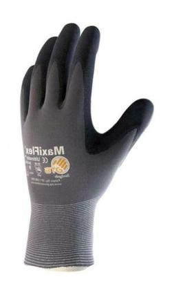 3 Pack 34-874 XXL MaxiFlex Ultimate Nitrile Grip Work Gloves