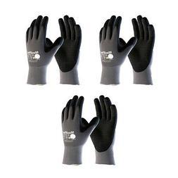 3 Pack MaxiFlex® EnduranceTM 34-844 Nitrile Grip Gloves Siz