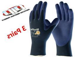 PIP 34-274 MaxiFlex Elite Lightweight Gloves, Nitrile Micro-