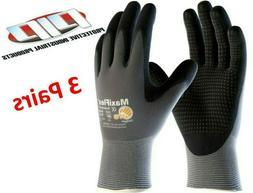 PIP 34-844 MaxiFlex Endurance Nitrile Coated Gloves, Sizes S