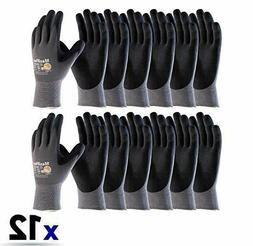 PIP 34-874/L MaxiFlex Ultimate Nitrile Micro-Foam Coated Glo