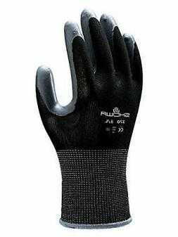 Atlas Glove 370BBK Atlas Nitrile Tough Gloves - Medium