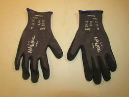 5 pair Ansell HyFlex 11-841 Foam Nitrile Gloves Size 6 Extra