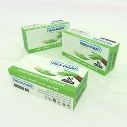 50 PCS MECHANICAL GREEN NITRILE GLOVES,POWDER FREE,8MIL,MEDI