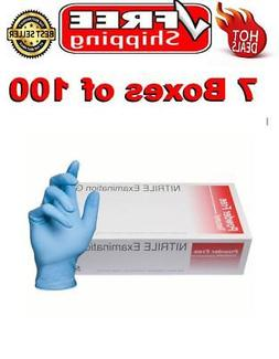 SKINTX 50005-S-BX Nitrile Medical Grade Examination Glove, 5