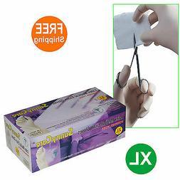 SunnyCare 6604 Disposable Powder-Free Latex Medical Exam Glo
