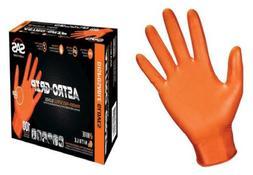 SAS Safety 66572 Astro-Grip Powder?Free 7 Mil Nitrile Gloves