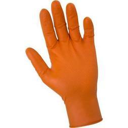 SAS Safety 66574 Astro-Grip Powder-Free 7 mil Nitrile Gloves