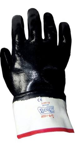 SHOWA 7116 Insulated Fully Coated Nitrile Glove, Cotton Jers
