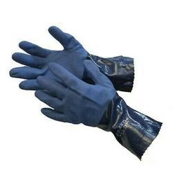 Atlas 720 SINGLE Medium Nitrile Blue Chemical Resistant Work