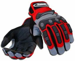 Ansell 97975XL ProjeX Heavy Duty Impact Work Gloves, X-Large