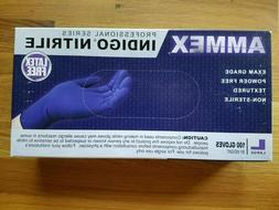 AMMEX - AINPF46100-BX - Medical Nitrile Gloves - Disposable,