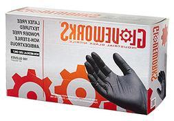 AMMEX - BINPF46100-BX - Industrial Nitrile Gloves - Glovewor