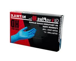 AMMEX - GPNHD66100-BX - HD Nitrile Gloves - GlovePlus - Disp