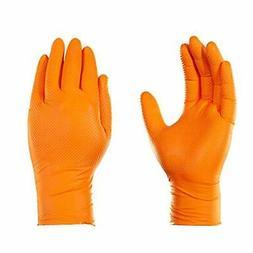 AMMEX - GWON46100 - Nitrile Gloves - Gloveworks - Heavy Duty