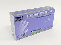 Adenna Precision Nitrile Powder Free Exam Gloves  XS
