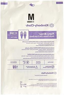 Kimberly Clark Safety 55092 Purple Nitrile Exam Glove, Steri
