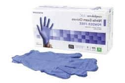 McKesson Confiderm 3.5C Nitrile Latex-Free MED Exam Gloves,