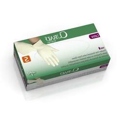 Wholesale CASE of 15 - Medline Curad Powder Free Latex Exam