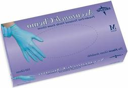 Medline Accutouch Powder-Free Latex-Free Nitrile Exam Gloves