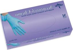 Medline Accutouch Powder-Free Latex-Free Nitrile Exam Gloves