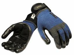 Ansell ActivArmr 97-003 Nitrile Coated Heavy Laborer Gloves,