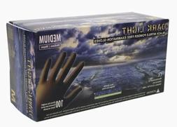 Adenna Dark Light  9 mil Nitrile Powder Free Exam Gloves Box
