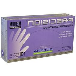 Adenna PRECISION Nitrile Powder Free  Exam Gloves, Box of 10