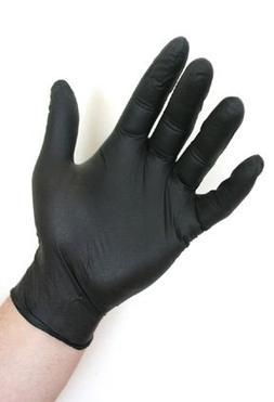 Atlantic Safety Products Black Lighting Powder-Free Disposab