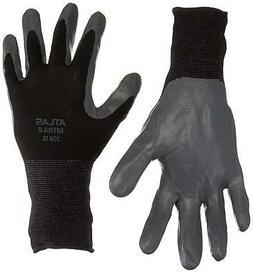Showa Atlas 370 Black Work Gloves XL - 12 Pack