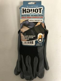 Atlas Glove #NT370BKXL Atlas XLG Nitrile Glove,No NT370BBKXL